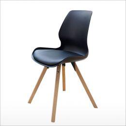Kiza-Black  Chair