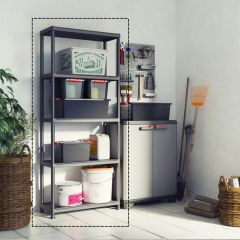Scaffale Plus-75/5  5-Tier Shelf