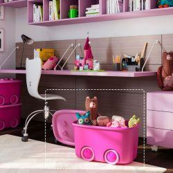 Funny Box-Pink Storage Box