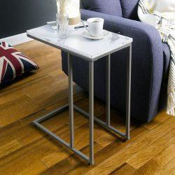 Aspen-300-Grey-White Marble  Sofa Desk