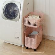 LB-06A-PK  Stacking Basket-Base
