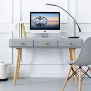 Rora-LD-Grey Large Desk