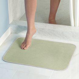 16213EJ  iDry Bath Mat Solid