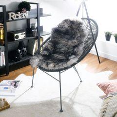 Jess-Grey  String Chair