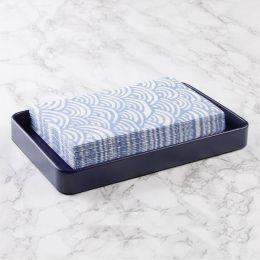 16974EJ  Gia Guest Towel Tray