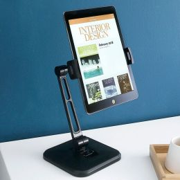 Padi-Blk  Phone & Tablet Stand  (Any Size)