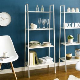 ST25579B-4  Metal Bookcase