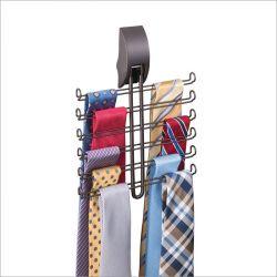 07251EJ  Classico Wall Mount Tie & Belt Holder