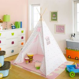 CM-0481-Pink  Teepee Tent