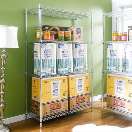WEB-248  4-Tier Shelf