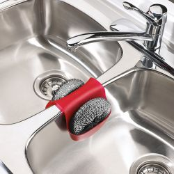 330210-505 Saddle-Red Sink Caddy