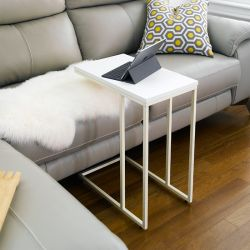 Clio-300-IV-White  Sofa Desk