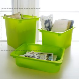 AW63-GR-Large  Storage Box
