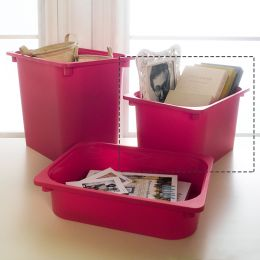 AW62-RD-Medium Storage Box