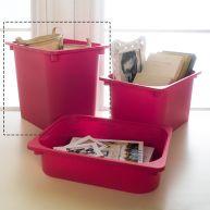AW63-RD-Large Storage Box