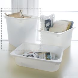 AW63-WH-Large Storage Box