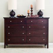 C3136A-040-BRN Drawer Dresser
