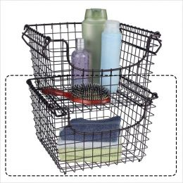 SPC-03224  Scoop Stacktable Basket