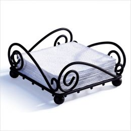 SPC-43910  Scroll Napkin Holder