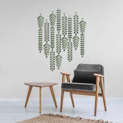 1009568-1095  Vines Wall Decor Spruce