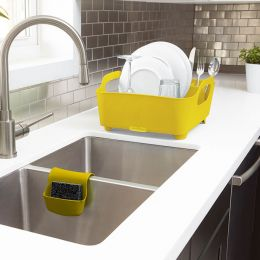 330590-1048 Tub-Cnyl Dish Rack