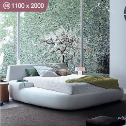 Cloud-7-1100-Luxury Super Single  Memory Foam Mattress  (상단)