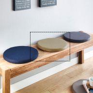 CC3535-KK  Bench Cushion