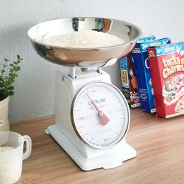 Candy-6363-White Kitchen Scale