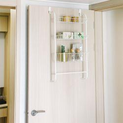Fassi-3-White  3-Door Shelf