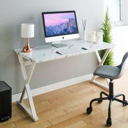 MDX-1200-Ivy-WM Metal Desk