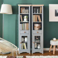 Rora-SL-BC  Slim Bookcase