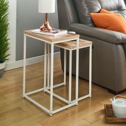 Love-Ivy-Vintage  Side Table (2 Pcs 포함)