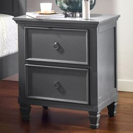Tamarack-Grey  Nightstand