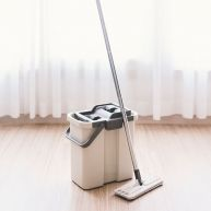 New Clear-3 Squeeze Mop