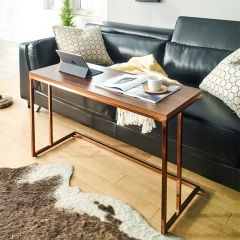 Rose Gold-1000  Sofa Desk  (2인용)