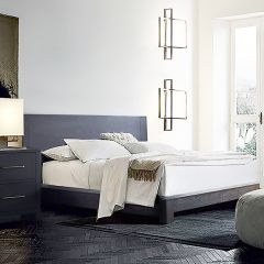 Zorra-Queen Queen Panel Bed