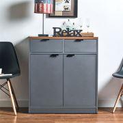 Moore-Aca-G-SM  Kitchen Cabinet