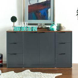 Catalina-G-Acacia Kitchen Cabinet