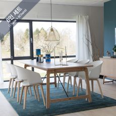 Eik-6-Cai Dining Set (6인용)