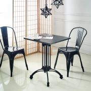 Eng-S-Black Dinette Table