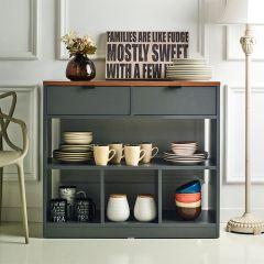 Moore-Aca-G-CD  Kitchen Cabinet
