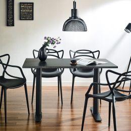Colo-S-1200-Black Table