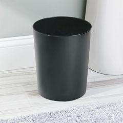 25247EJ  Patton Waste Can Black