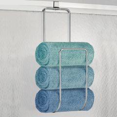 69180EJ  Classico Over Shower Door Towel Holder