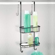 59607EJ  Over Door Shower Caddy