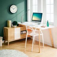L18-MST023/024  Storage w/ Return Desk