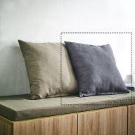 SQCU-4040-DG Pillow Cushion