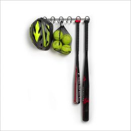 SPC-61076GA 12-Hook Utility Rack