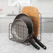 SPC-A75076  Vintage Cookware Organizer