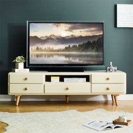 Rora-TV-Ivory  Large TV Stand